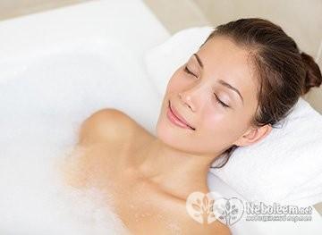 Чем полезны морские ванны для похудения