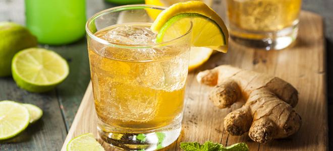 чем полезен имбирный напиток