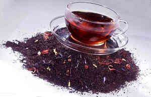 Как действует чай ройбуш