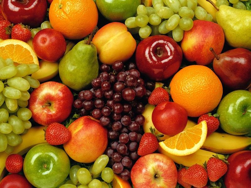 Фрукты и ягоды повышают иммунитет