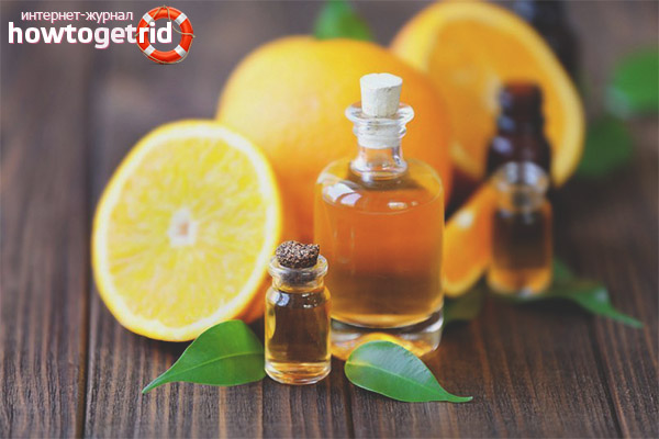 Как правильно определить качественное масло апельсина