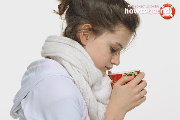 Как вылечить осипший голос при простуде