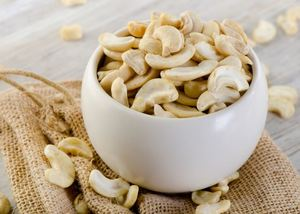 Полезные свойства орехов кешью