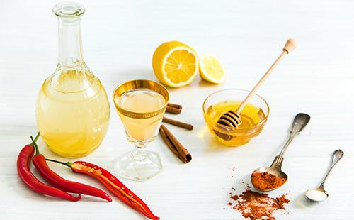 Ингредиенты для перцовой настойки