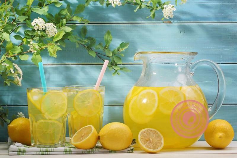 как пить лимонную воду