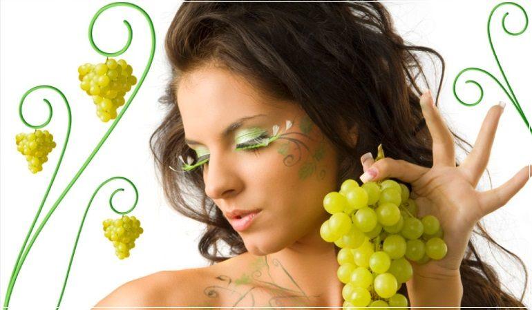 рекомендации по применению виноградного масла в косметологии