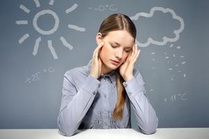 Основные симптомы метеочувствительности и ее лечение