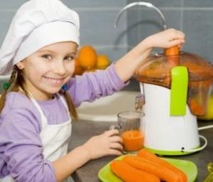 Как изготовить морковный сок