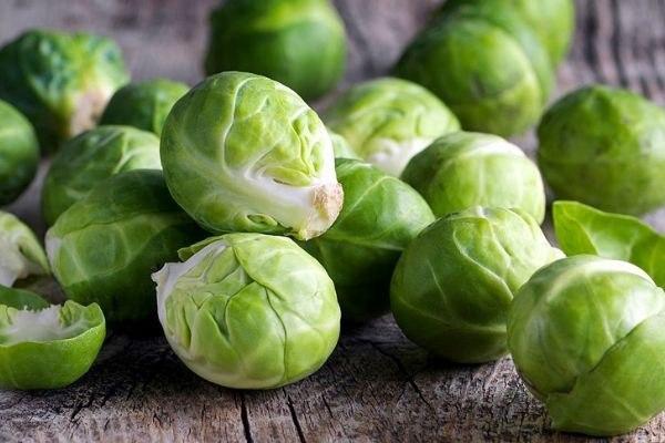 Польза и вред брюссельской капусты