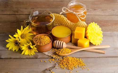 Мод и продукты пчеловодства