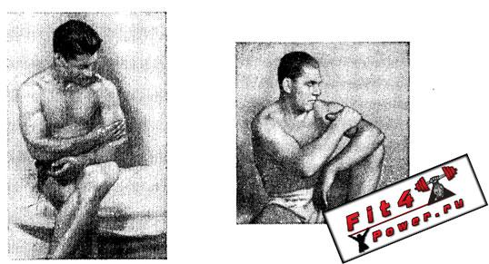 Самомассаж предплечья и плеча
