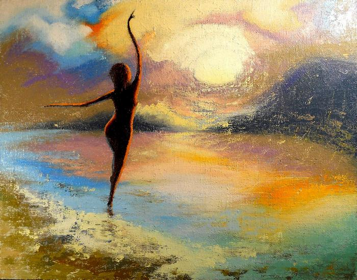 Танцевальная арт терапия