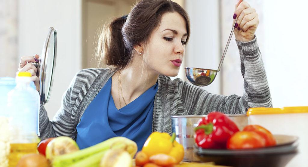 Самые эффективные диеты для похудения - «Суповая» диета