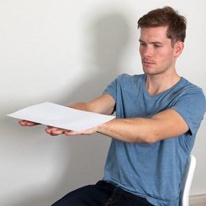 Как определить степень дрожания в домашних условиях