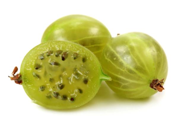 3 ягоды крыжовника