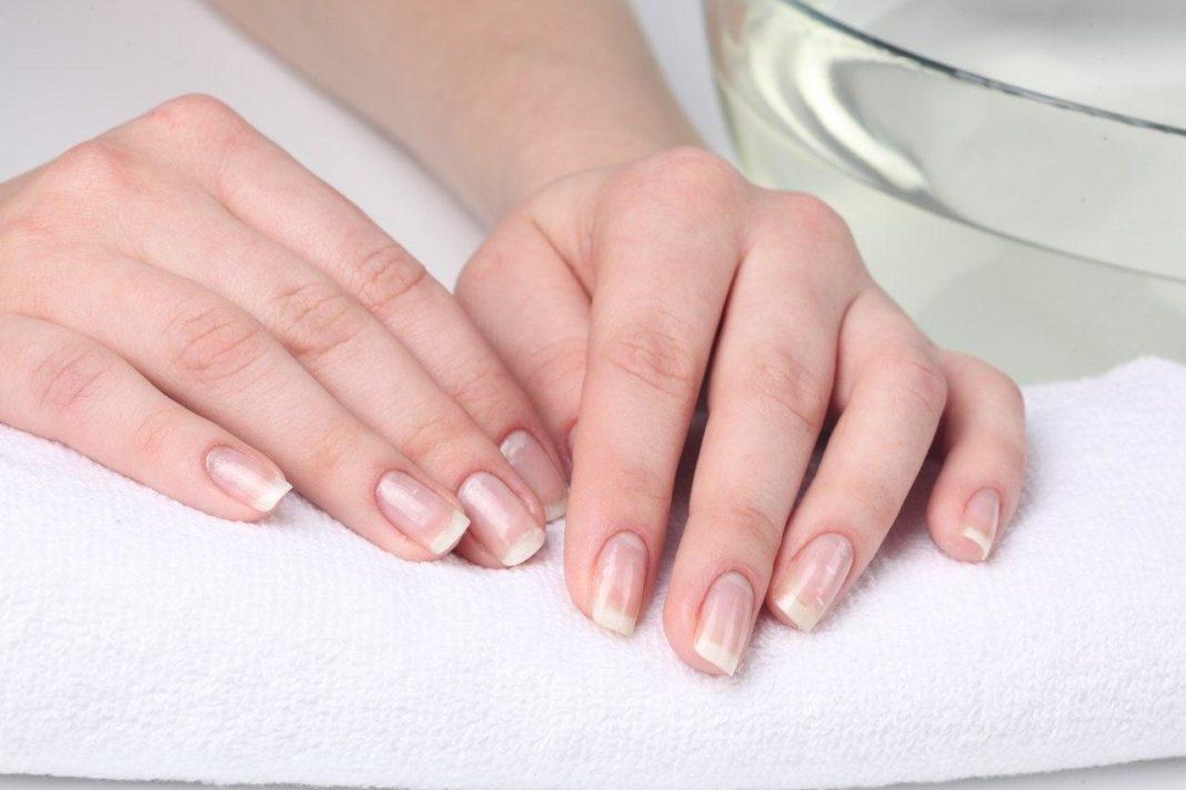 Ванночки для ногтей с маслом жожоба