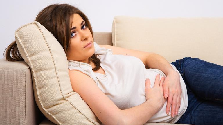 Ожоги - частая причина возникновения желудочной боли