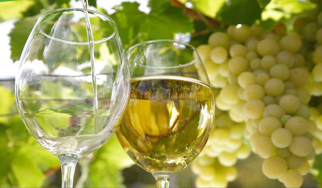 Вред белого вина