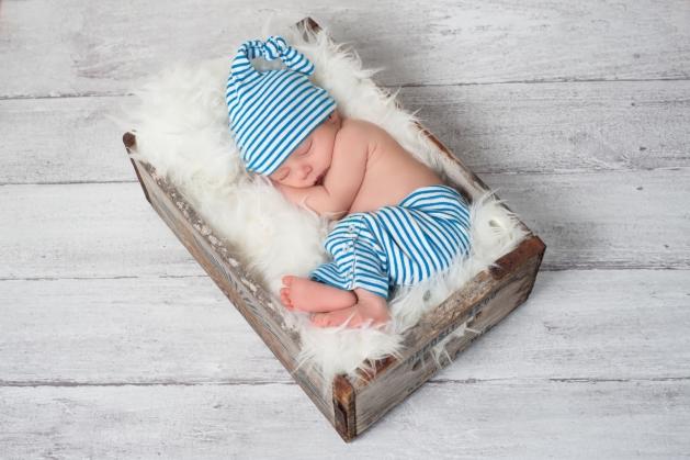 Уснуть, как младенец