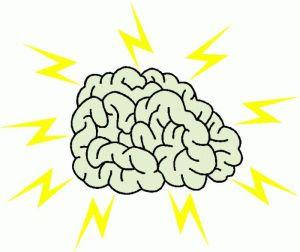 удар мозговой