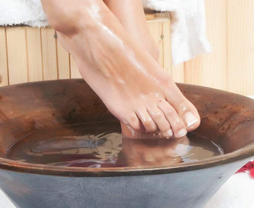 Ножные ванночки