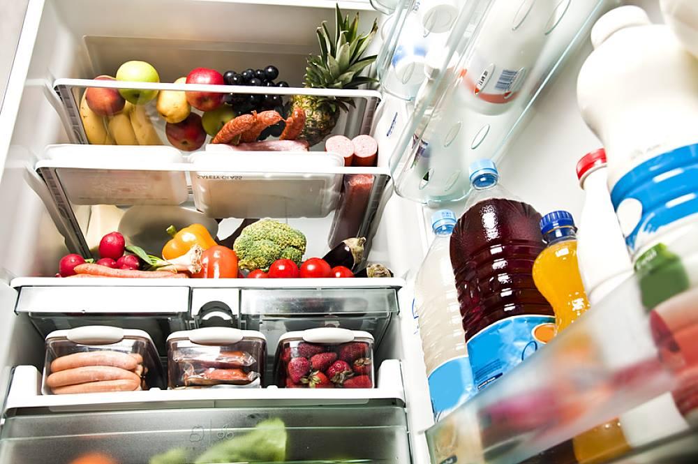 Правильное расположение продуктов для хранения в холодильнике позволит соблюдать абсолютный порядок