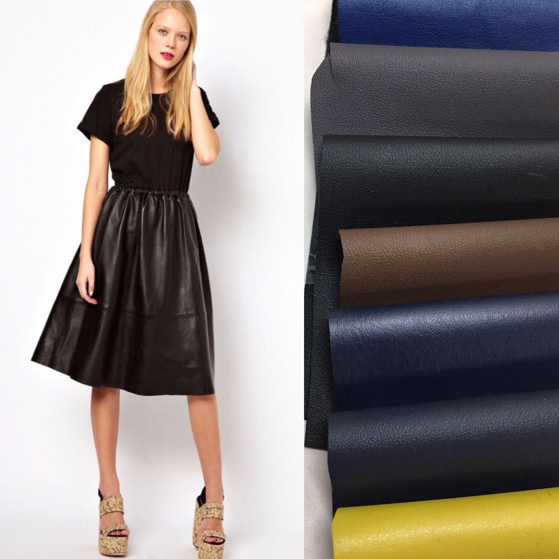 одежда из эко-кожи
