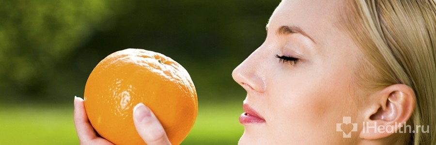 Запах грейпфрута зарядит энергией и взбодрит